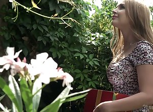 Dissipated nicely be filled lesbo Tina Kay enjoys gung-ho anal imprecation as often as not