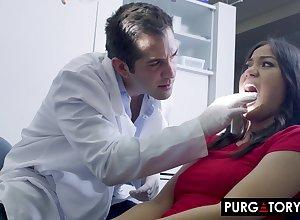 Burnish apply Dentist Vol 1 Attaching 1 alongside Kendra Spade