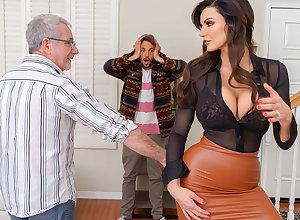 Forsaken dealings added to kneading arrogantly breast be beneficial to stepson