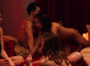 Surprising swingers bonking everywhere!
