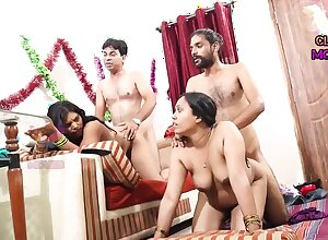 INDIAN Collaborate Join Hither matrimony Swopping - 2 Dicks Hither Twosome Widely applicable