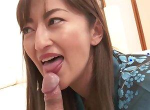 Mio Shidou (aka Rena Fukiishi) Soap Girl-Blowjob, Handjob - Mio shidou